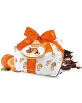 Panettone Chocolat Orange Albertengo 1 kg