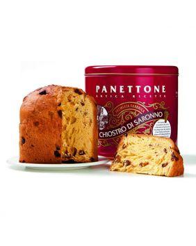 Panettone Lazzaroni boite métal collector 1 kg