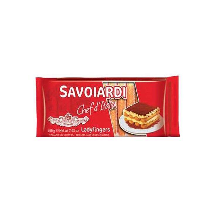 Biscuits de Savoie à la cuillère Lazzaroni