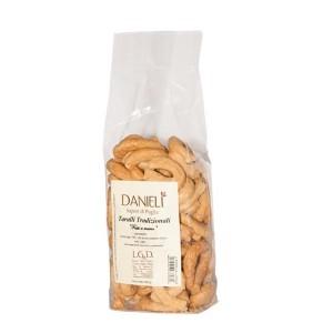 Taralli artisanaux au fenouil Danieli