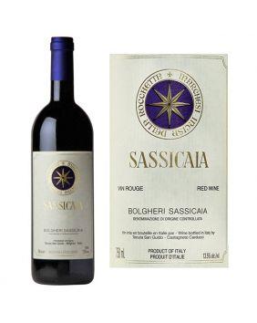Sassicaia (Bolgheri - Tenuta San Guido - 2009*)