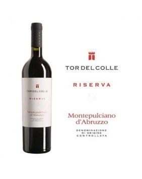 Montepulciano d'Abruzzo (Riserva, Tor Del Colle)