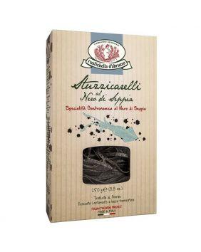 Stuzzicarelli aux œufs et à l'encre de seiche 250 g Rustichella