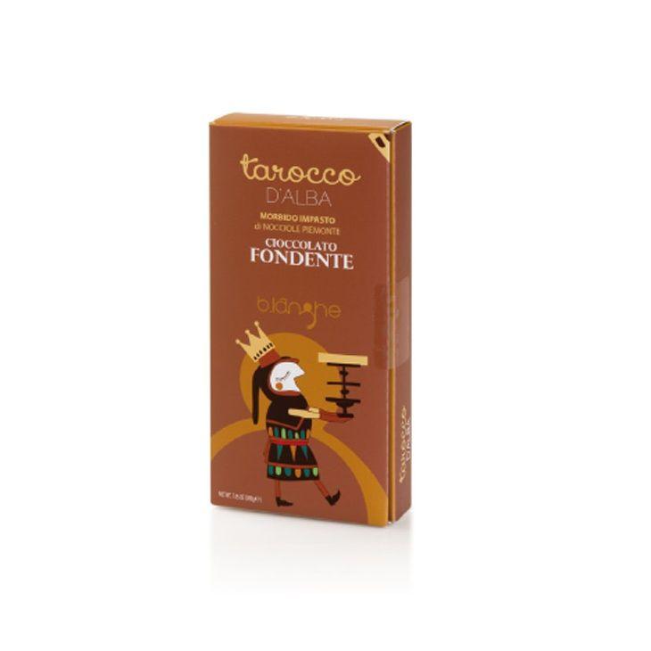 Chocolat noir aux noisettes B.Langhe