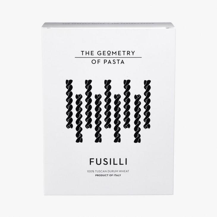 Fusilli Geometry of Pasta 500 g