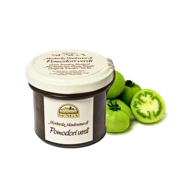 Moutarde de tomates vertes Agricola Senga 120 g
