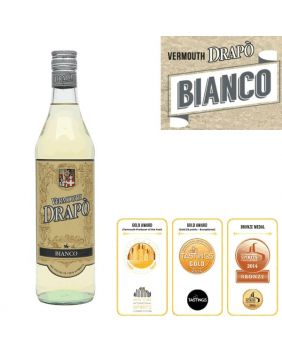 Vermouth blanc Drapo 75 cl
