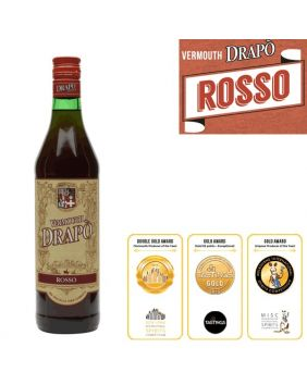 Vermouth rouge Drapo 75 cl