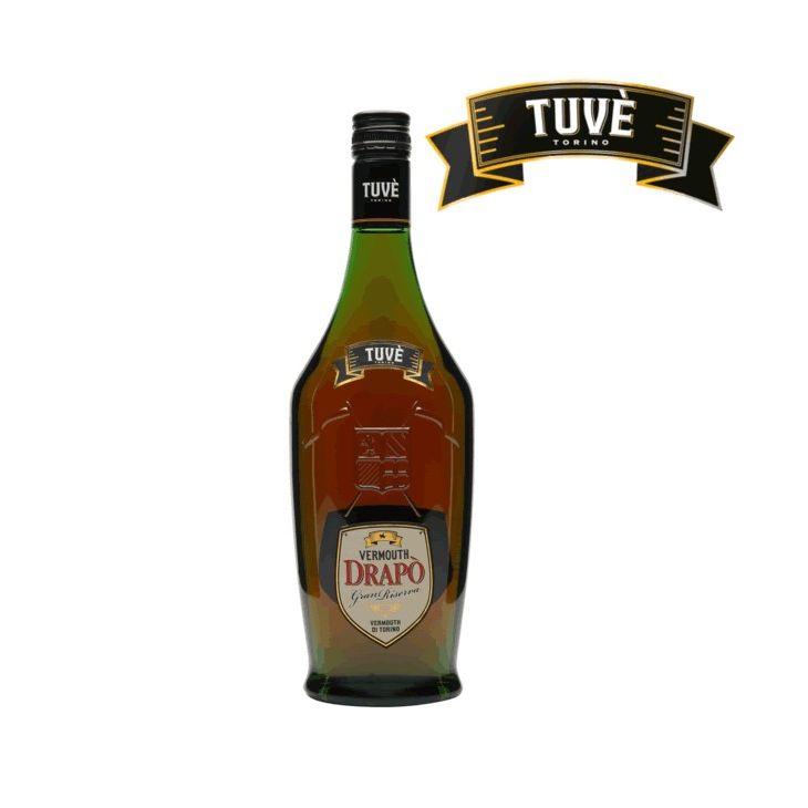 Vermouth rouge Grande Réserve Drapo 75 cl