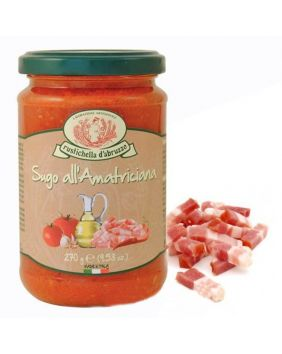 Sauce all'amatriciana Rustichella