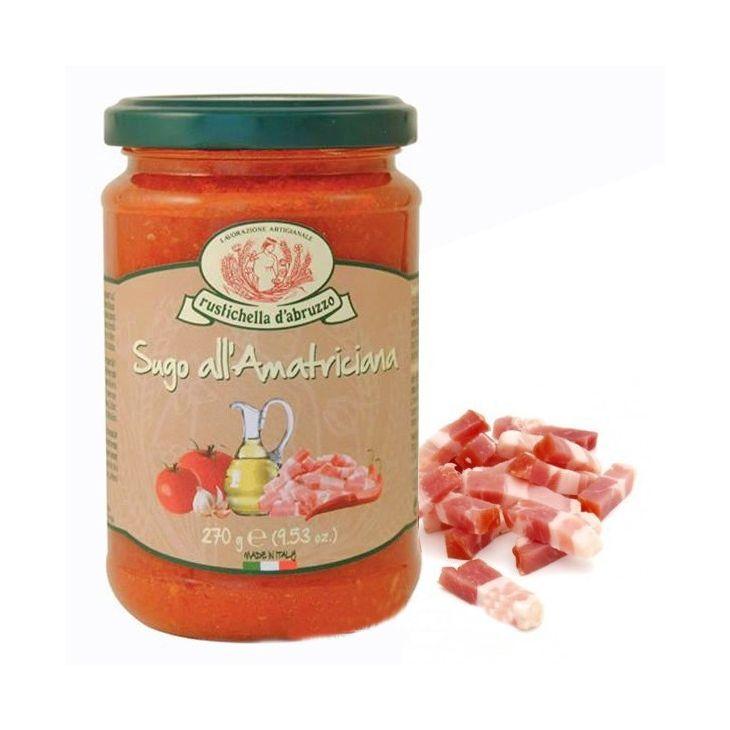 Sauce all'amatriciana Rustichella