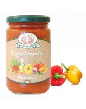 Sauce aux poivrons Rustichella
