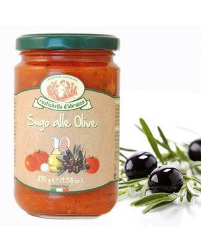 Sauce aux olives Rustichella