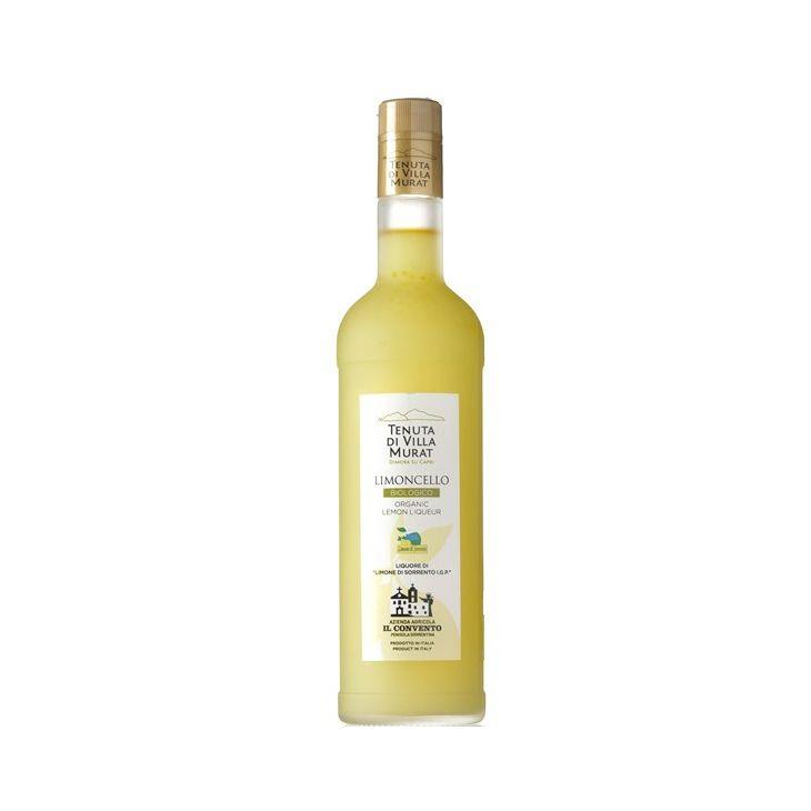 Limoncello aux citrons BIO AOC de Sorrento Il Convento 70 cl