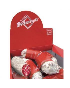 Saucisson à la truffe Pedrazzoli 200 g env.