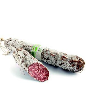 Demi salame Milano BIO à latruffe Pedrazzoli 1,3 kg env.