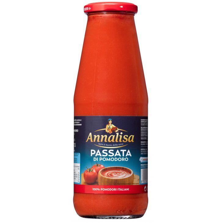 COULIS DE TOMATE ANNALISA 700 gr
