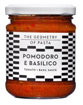 Sauce tomate basilic Geometry of Pasta 180 g