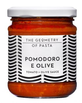 Sauce tomate olive Geometry of Pasta 180 g