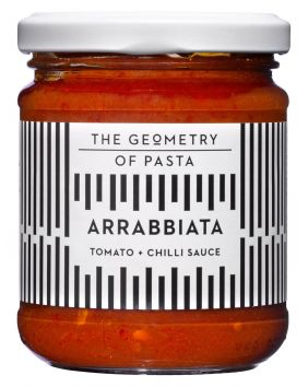 Sauce arrabbiata Geometry of Pasta 180 g