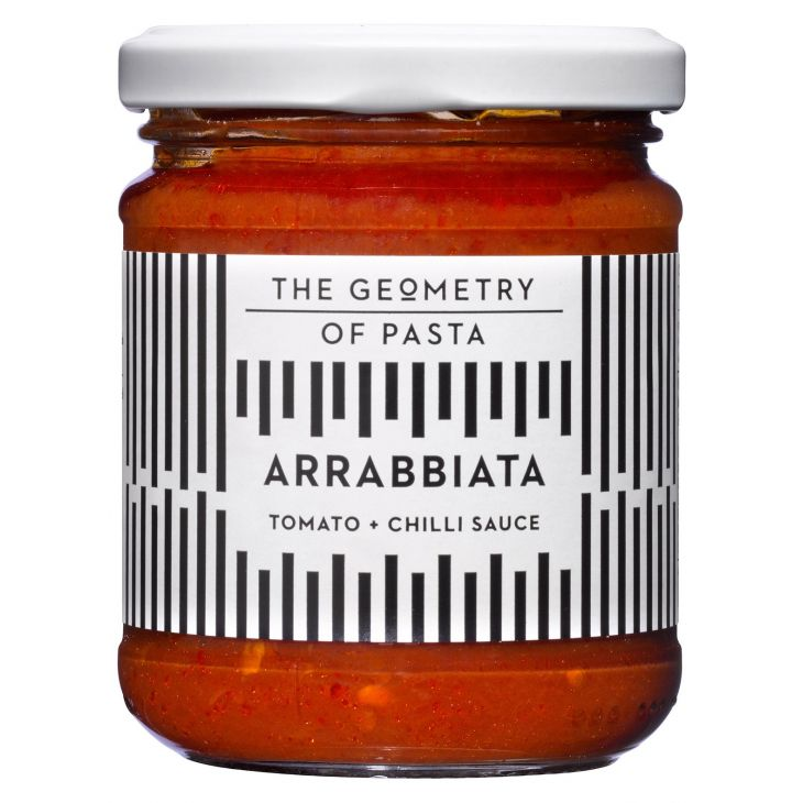 Sauce arrabbiata Geometry of Pasta 180 g