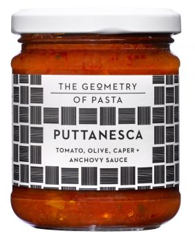 Sauce puttanesca Geometry of Pasta 180 g