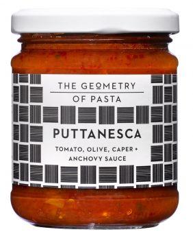 Sauce puttanesca Geometry of Pasta 180 g