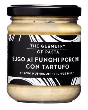 Sauce cèpe et truffe Geometry of Pasta 180 g