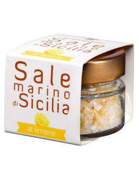 Sel marin au citron Sicilia Tentazioni 100 g