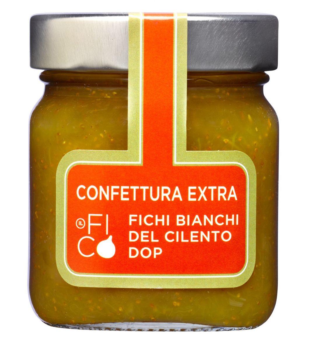 Confiture extra de figues blanches avec la dop cilento en campanie il fico 250 g - Confiture de figues blanches ...