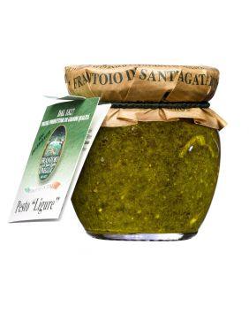 Pesto au basilic AOC 90 g