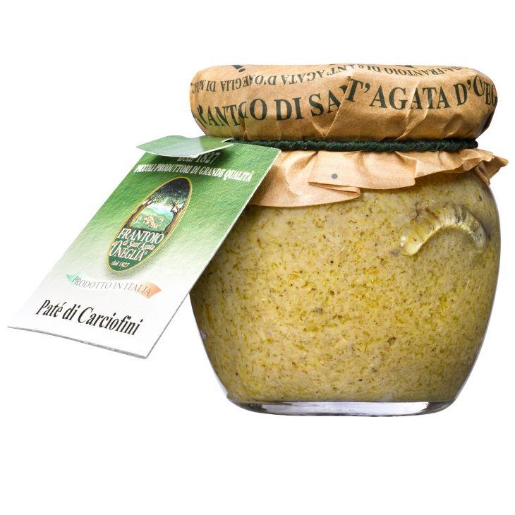 Crème d'artichauts Sant'Agata