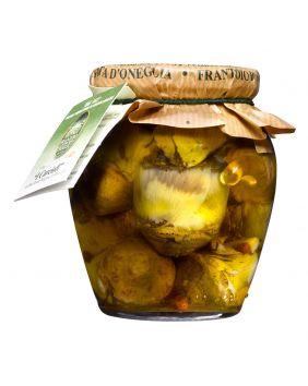 Cœurs d'artichauts 290 g Sant'Agata