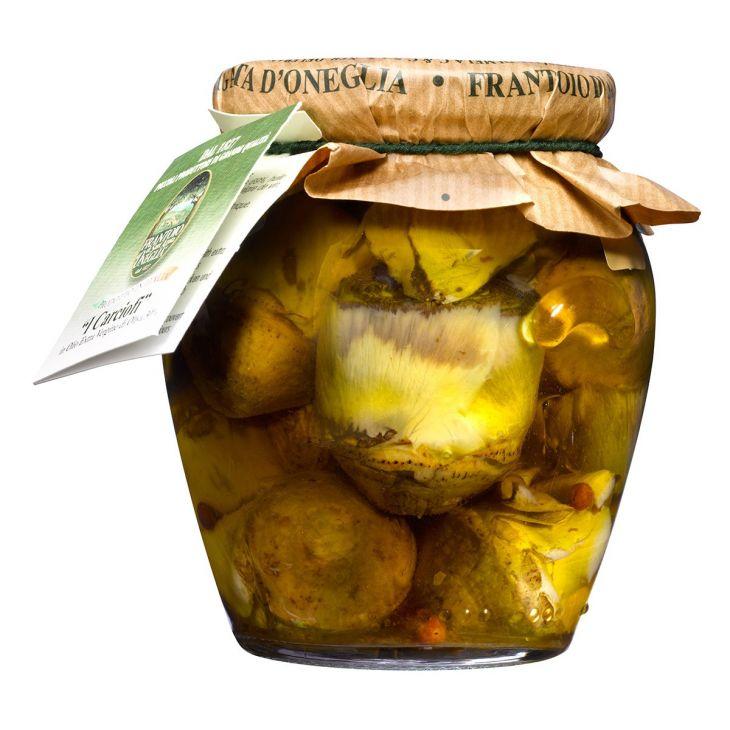 Artichauts poivrade