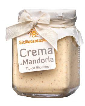Crème d'amandes de Sicile Sicilia Tentazioni