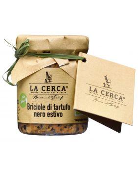 Brisures de truffe noire d'été BIO La Cerca 50 g