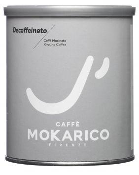 Café décaféiné moulu Mokarico