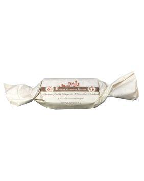 Nougat croquant aux noisettes du Piémont AOC enrobé de chocolat noir Barbero 150 g