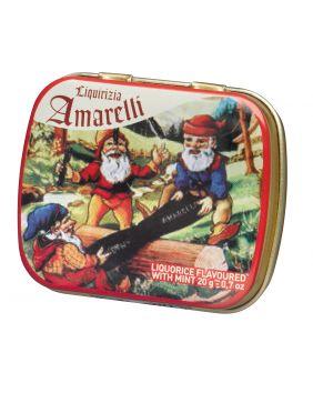 Réglisse Nanetti 20 g Amarelli