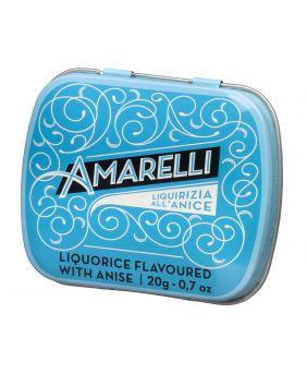 Réglisse Blue Sky l'anis 20 g Amarelli