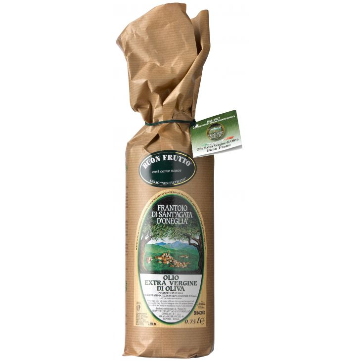 Huile d'olive extra-vierge 75 cl Sant'Agata