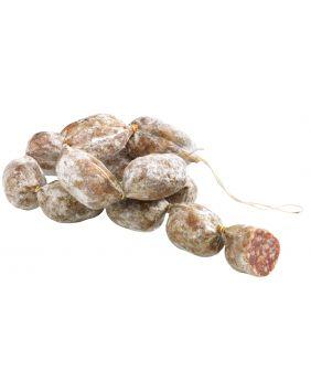 Chapelet de salami bocconcini