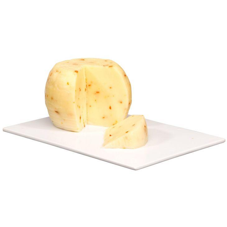 Caciotta fromage aromatisé aux piments 600 g env.