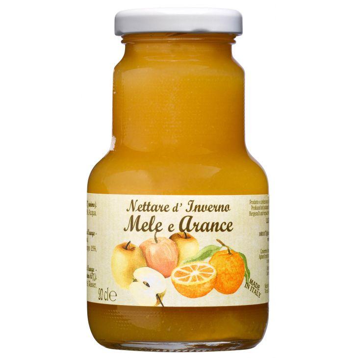 Nectar de pomme et d'orange Dalpian