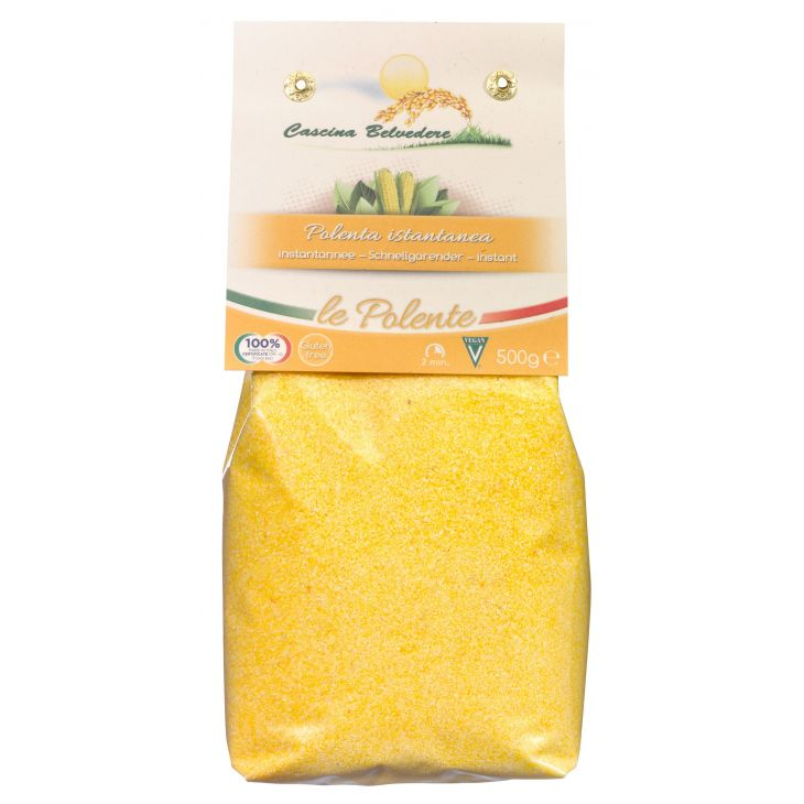 Polenta jaune pré-cuite Cascina Belvedere