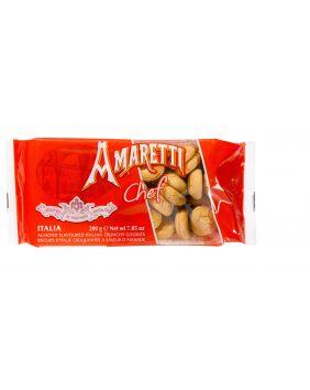 Amaretti croquants Lazzaroni en barquette 200 gr