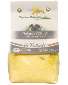 Polenta à la truffe Cascina Belvedere 250 g