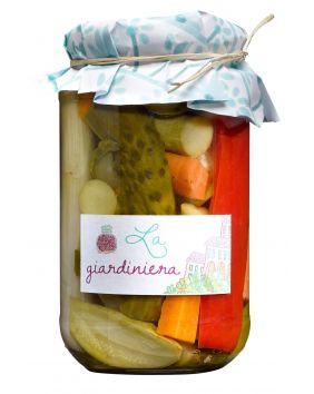 Jardinière de légumes du potager La Baita 570 g