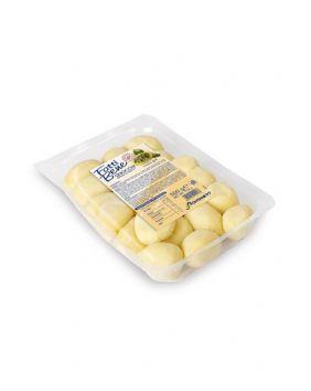 Gnocchi de pomme de terre au pesto