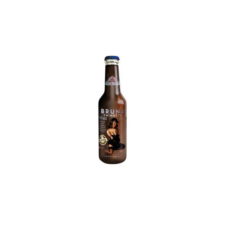 Soda bitter Rossella 27.5 cl Abbondio
